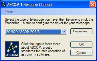 Telescopchooser